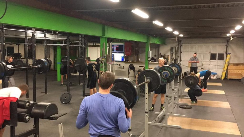 CrossFit - Strength and Conditioning